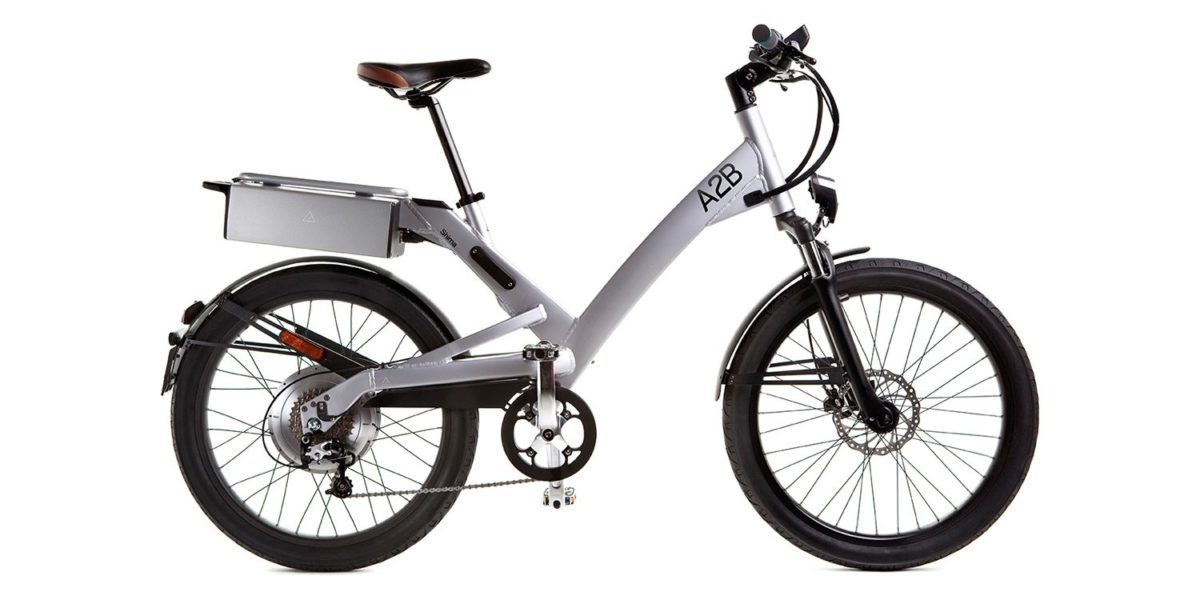 A2b Shima Electric Bike Review 1