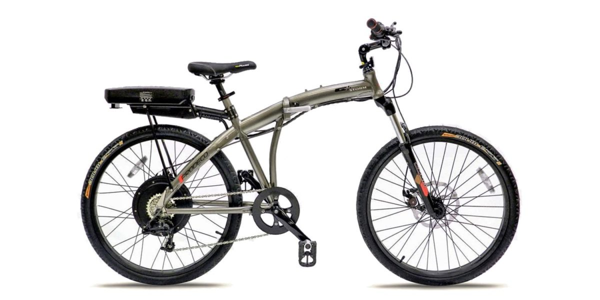 Prodecotech Storm 500 Electric Bike Review 1