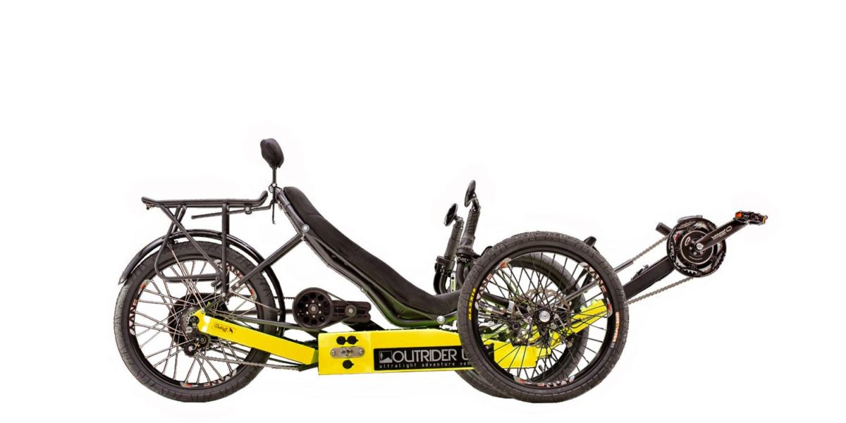 2014 Outrider 422 Alpha Electric Bike Review 1