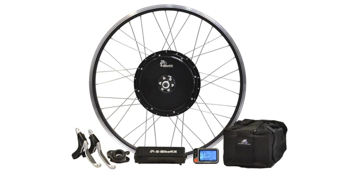 E Bikekit 500w Direct Drive Kit Electric Bike Review 1