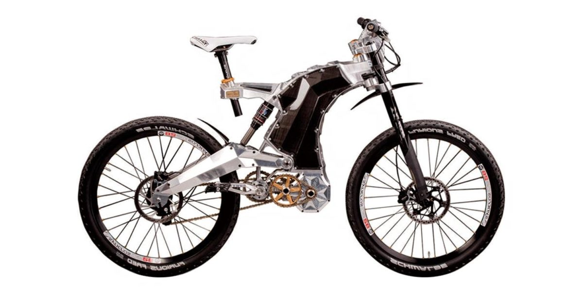 M55 Terminius Electric Bike Review 1