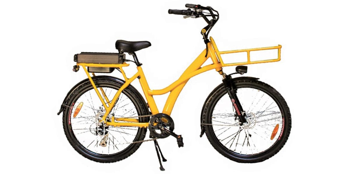 Big Cat Nyc Cargo Electric Bike Review