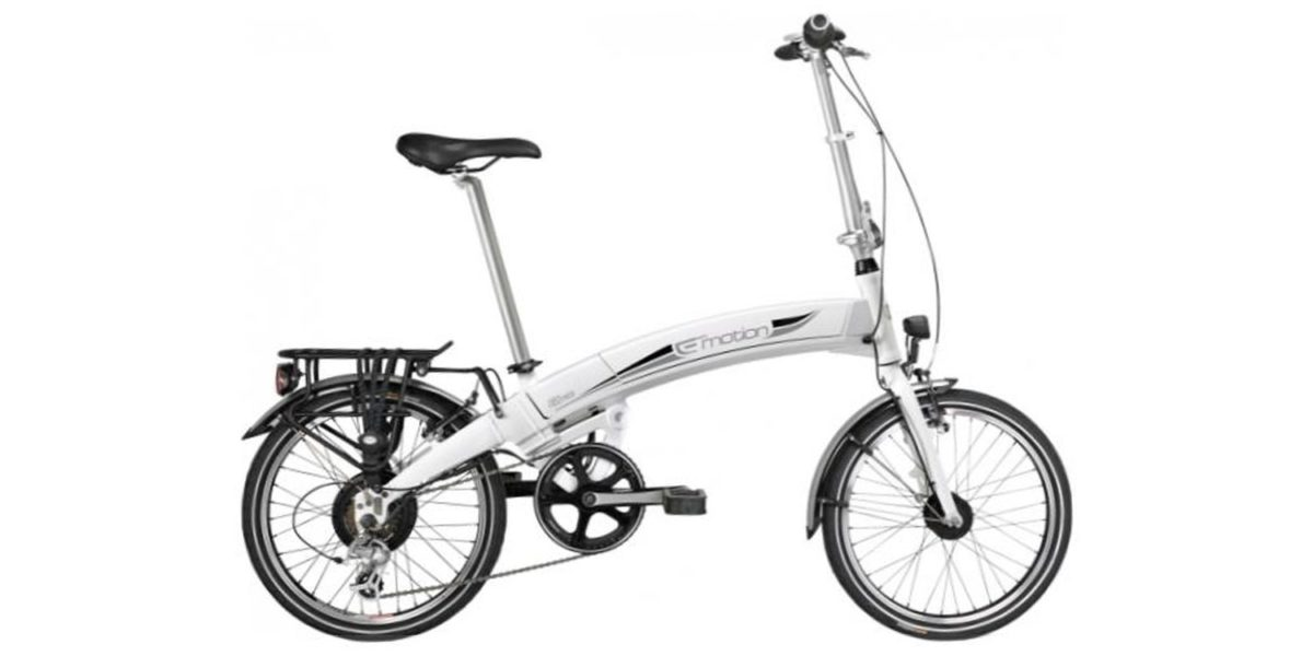 Easy Motion Neo Prox Electric Bike Review 1
