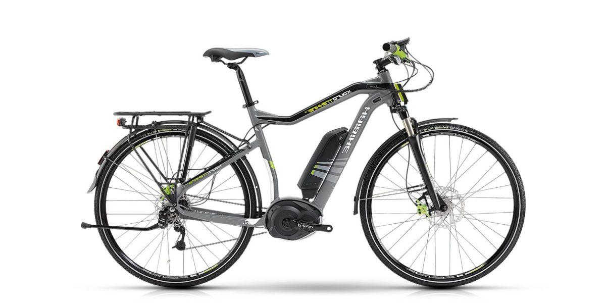 Haibike Trekking Rx Electric Bike Review 1