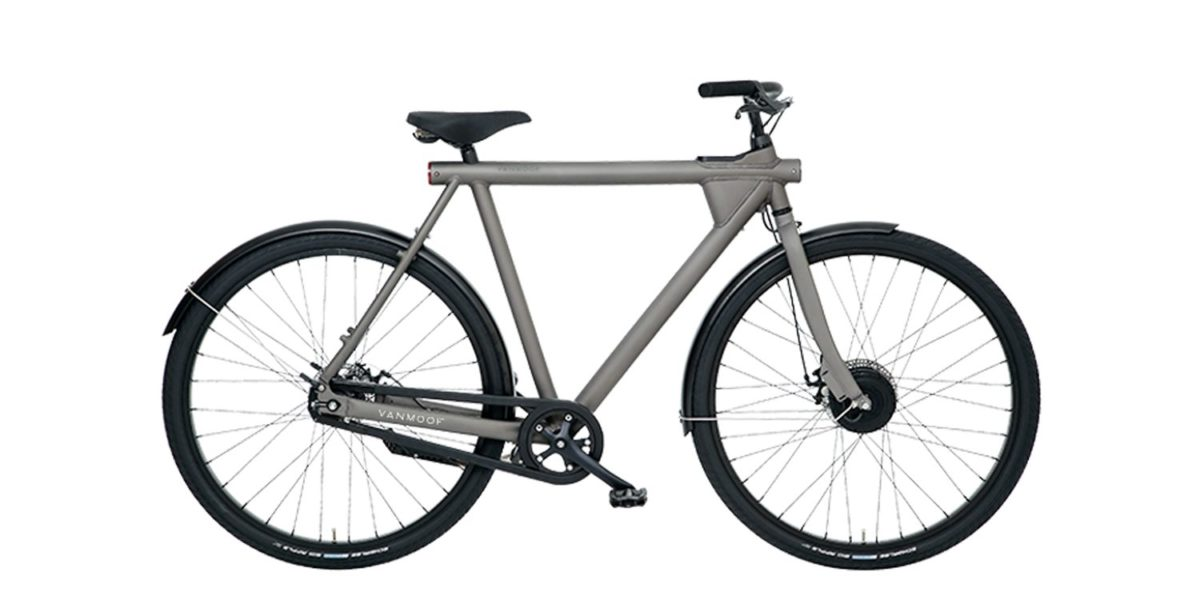 Vanmoof Electrified 3 Electric Bike Review 1