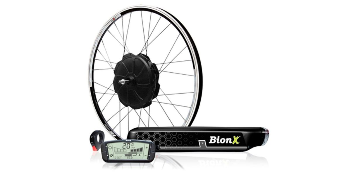 Bionx P 350 Electric Bike Kit Review 1