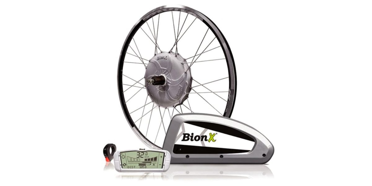 Bionx S 350 Electric Bike Kit Review 1