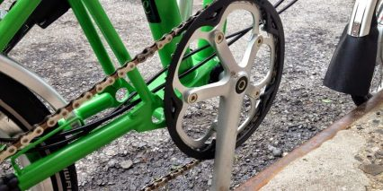 Electric Brompton Front Chain Ring