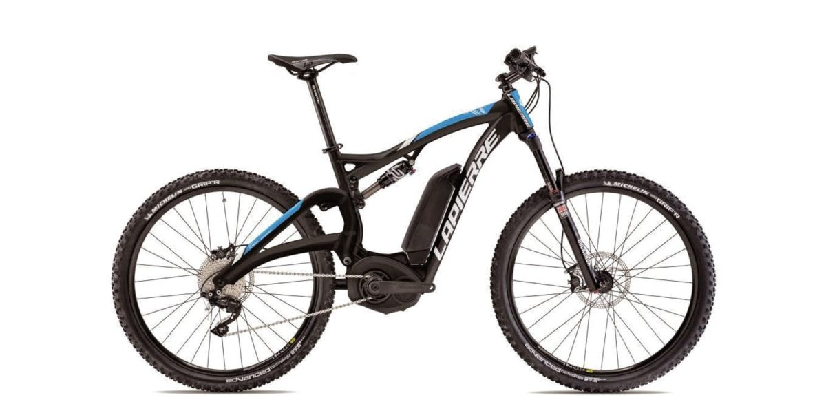 Lapierre Overvolt Fs 900 Electric Bike Review 1
