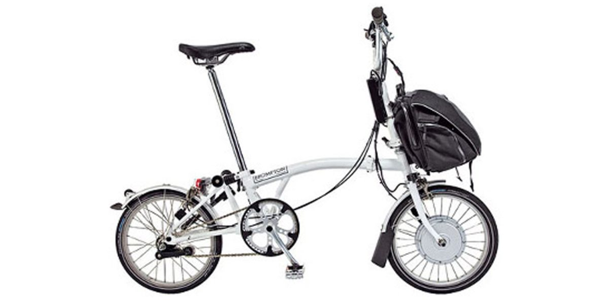Nycewheels Electric Brompton Review 1