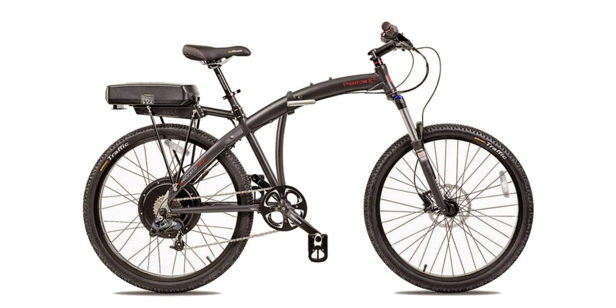 Prodecotech Phantom X2 V4 Electric Bike Review 1