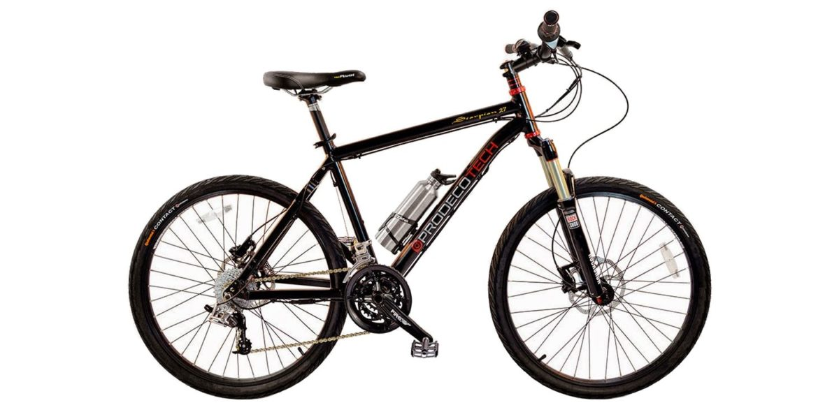 Prodecotech Scorpion 27 Electric Bike Review 1