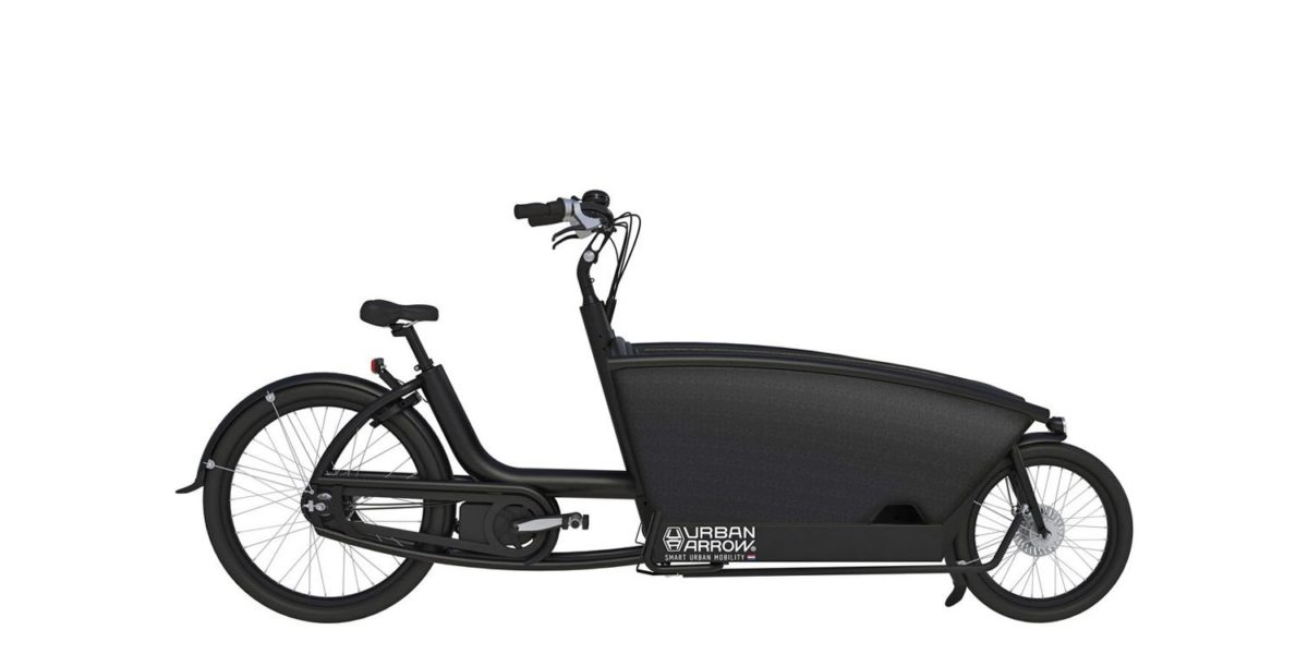 Urban Arrow Family Electric Bike Review 1