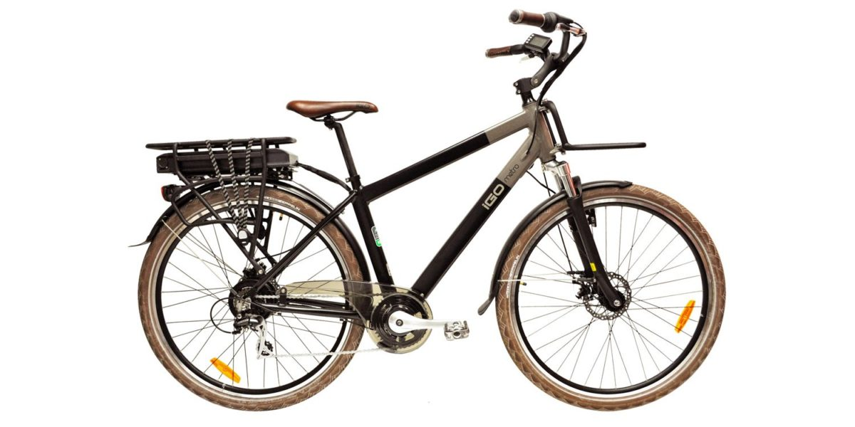 Igo Metro Electric Bike Review 1