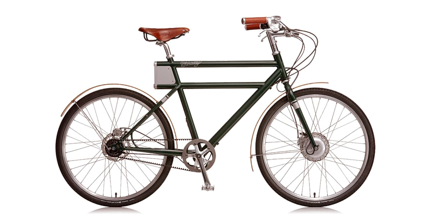 Electric Bike Review >> Faraday Porteur Review