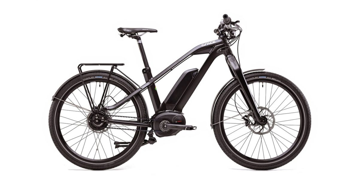 Grace Mx Ii Urban Electric Bike Review 1