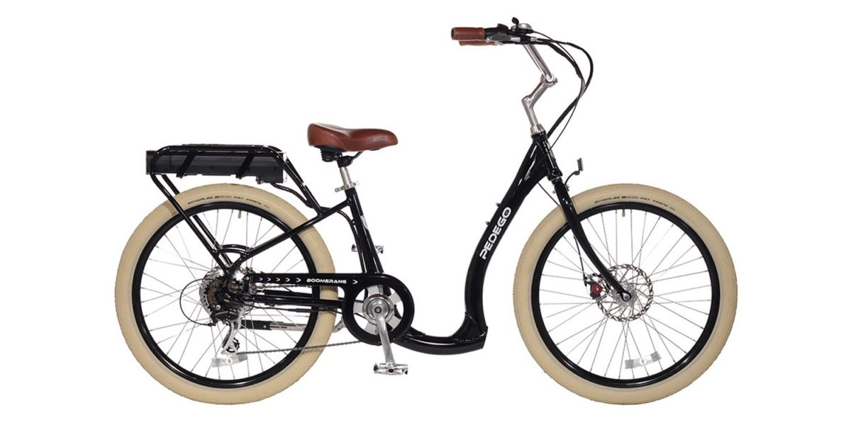 Pedego Boomerang Electric Bike Review 1