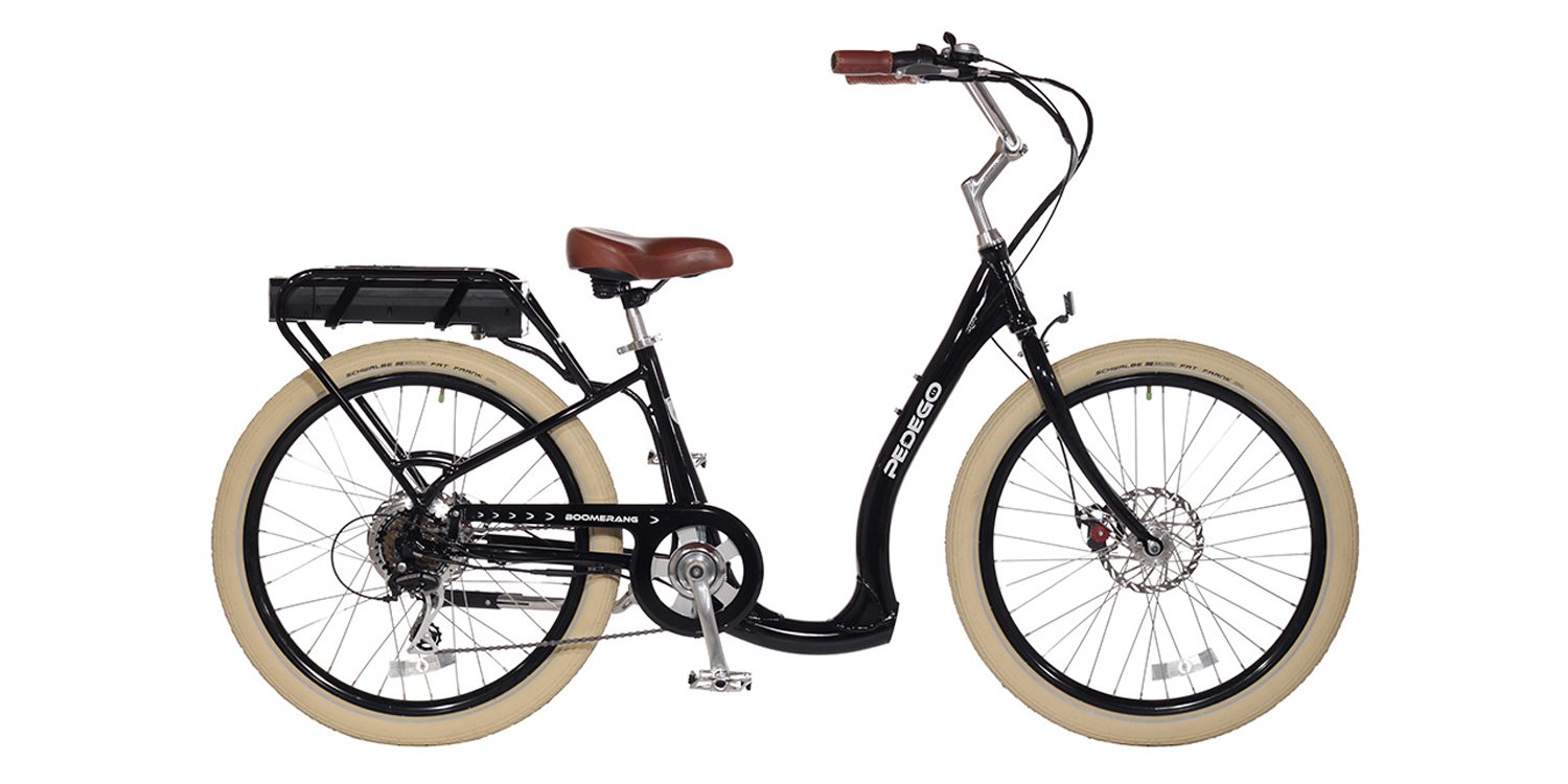 Pedego Boomerang Review Prices Specs Videos Photos