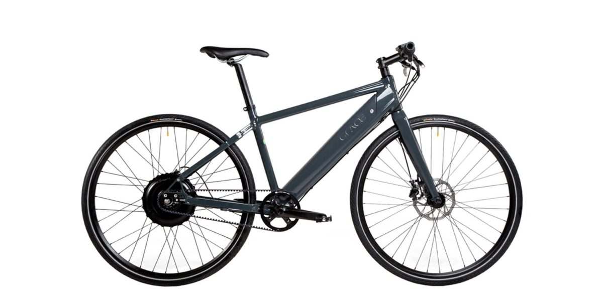 2015 Grace Easy Electric Bike Review 1
