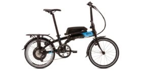 Tern Link D8 With Bionx Electric Bike Review 1