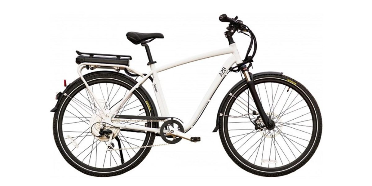 A2b Galvani Electric Bike Review 1