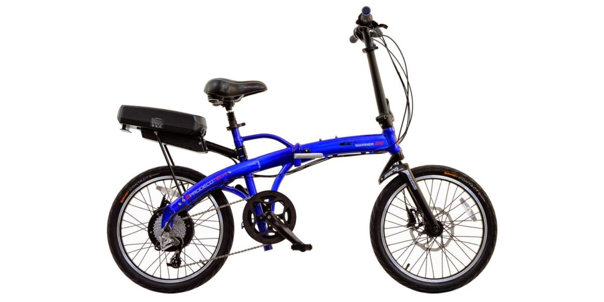 Prodecotech Mariner 500 Electric Bike Review 1