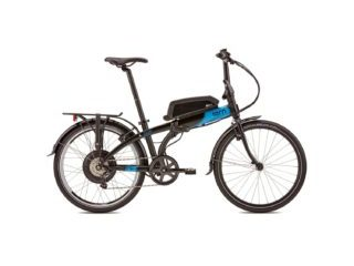 Tern Node D8 With Bionx Electric Bike Review 1