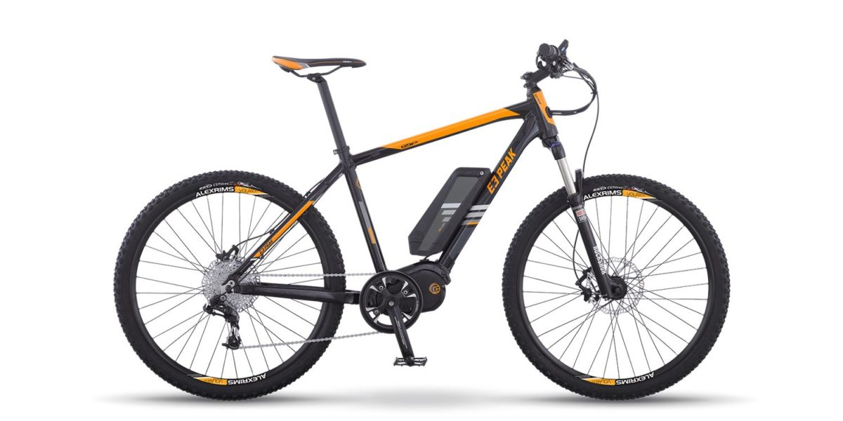 2015 Izip E3 Peak Electric Bike Review 1
