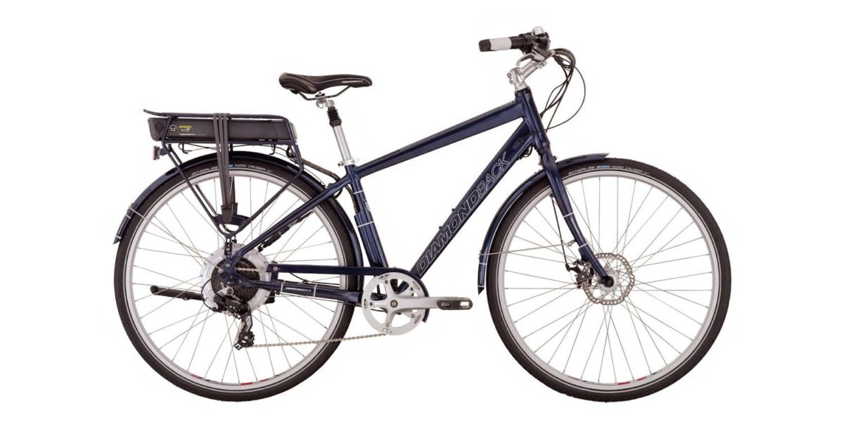 Diamondback Lindau Exc Electric Bike Review