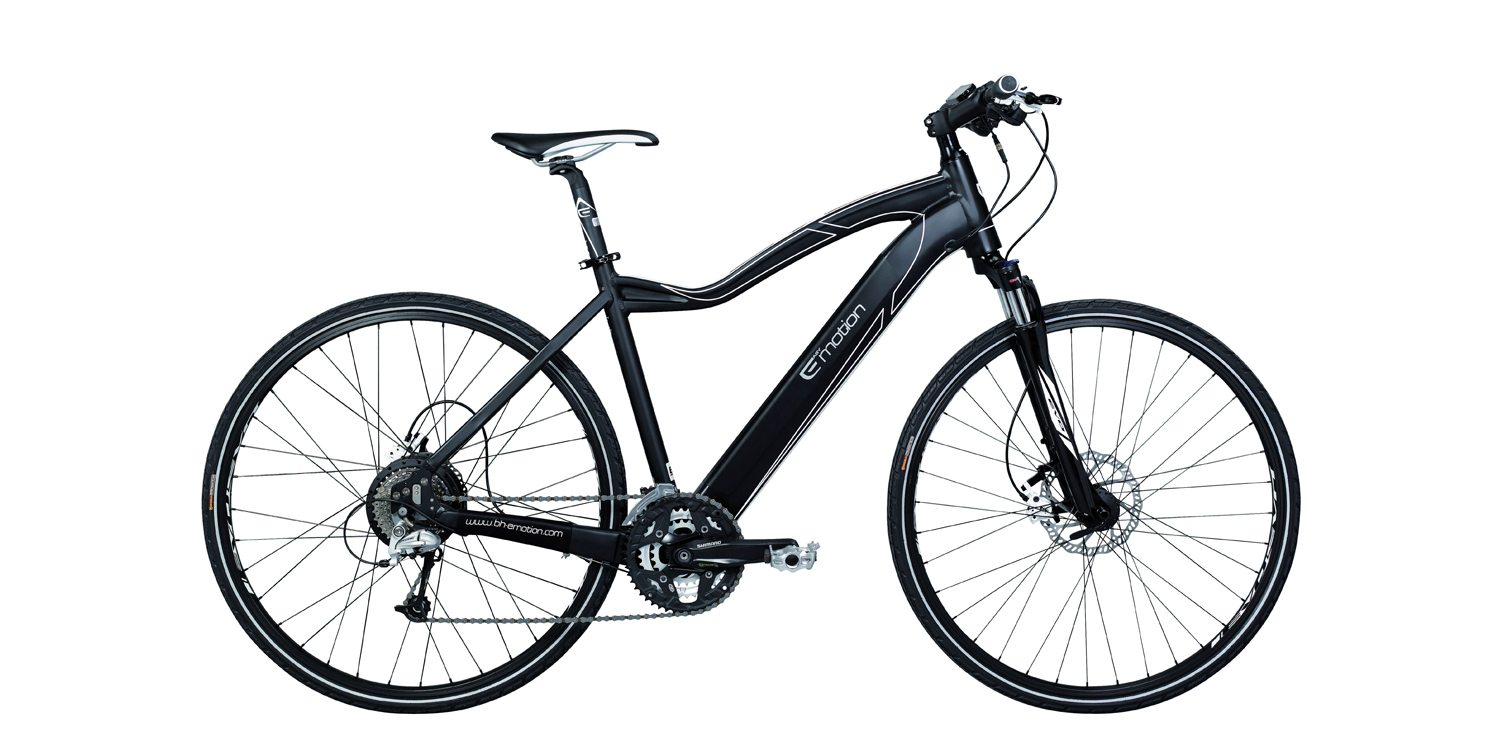 Cross Electric Bike Review 1 Easy
