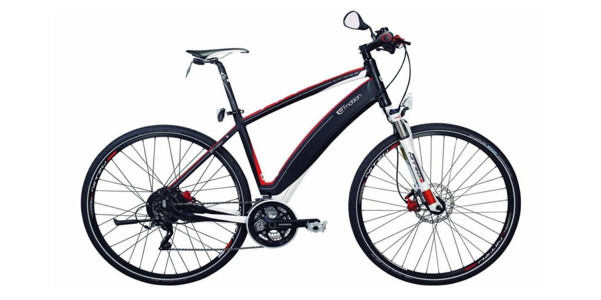 Easy Motion Nitro Cross Electric Bike Review 1