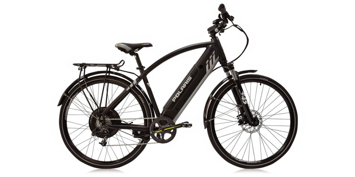 Polaris Course Electric Bike Review 1
