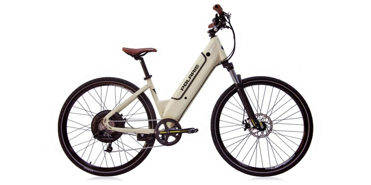 Polaris Rail Electric Bike Review 1