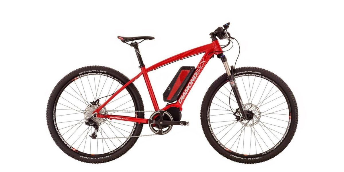Diamondback Overdrive Exc Electric Bike Review 1