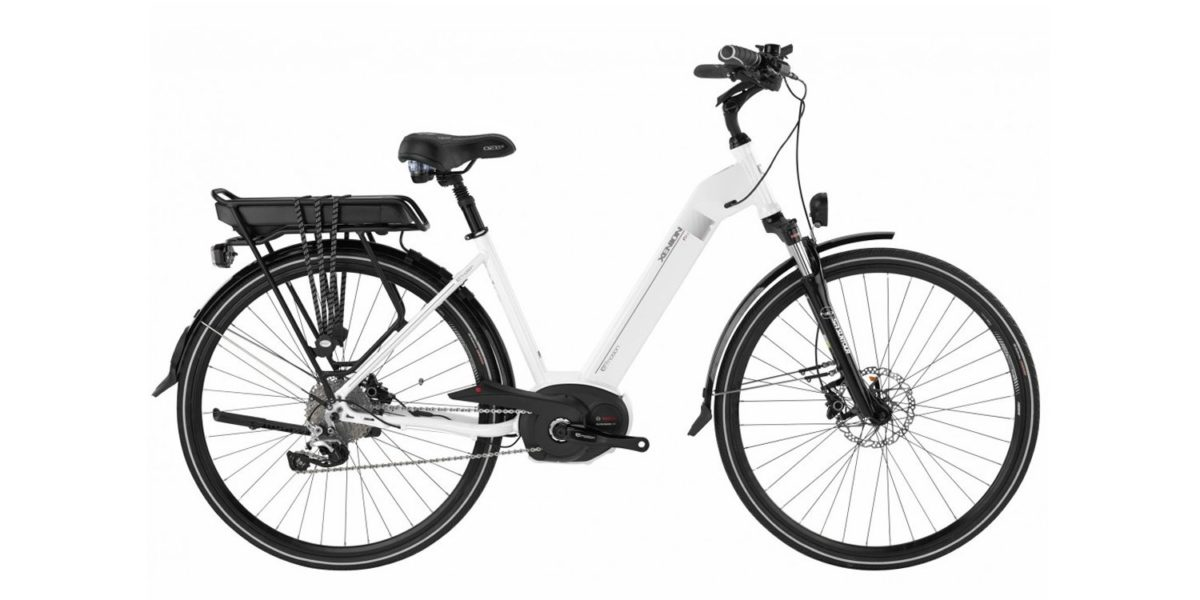 Easy Motion Bosch City Wave Electric Bike Review 1