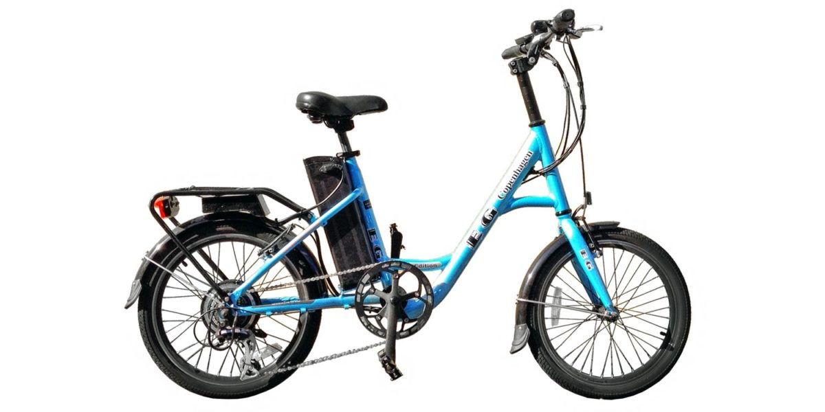 Eg Copenhagen Electric Bike Review 1