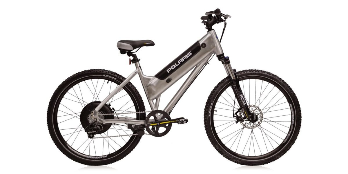 Polaris Terrain Electric Bike Review 1