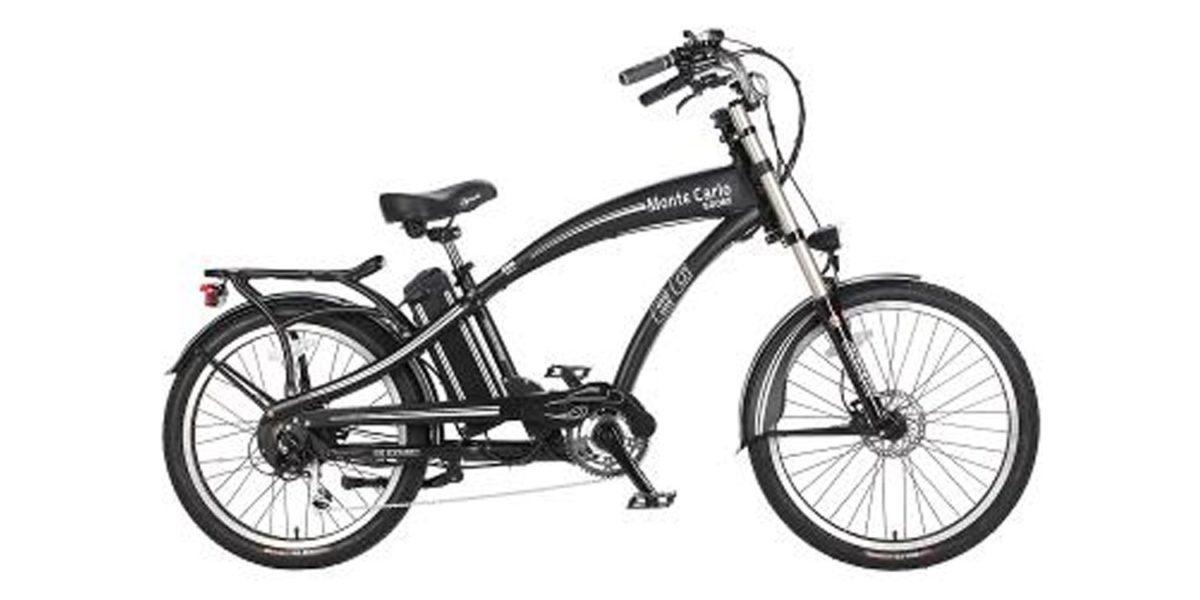 Eg Monte Carlo 500 Ex Electric Bike Review 1