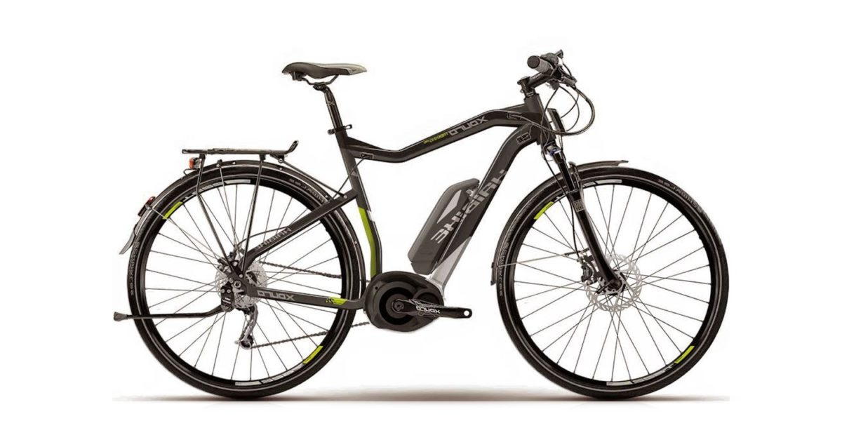 Haibike Xduro Trekking Pro Electric Bike Review 1