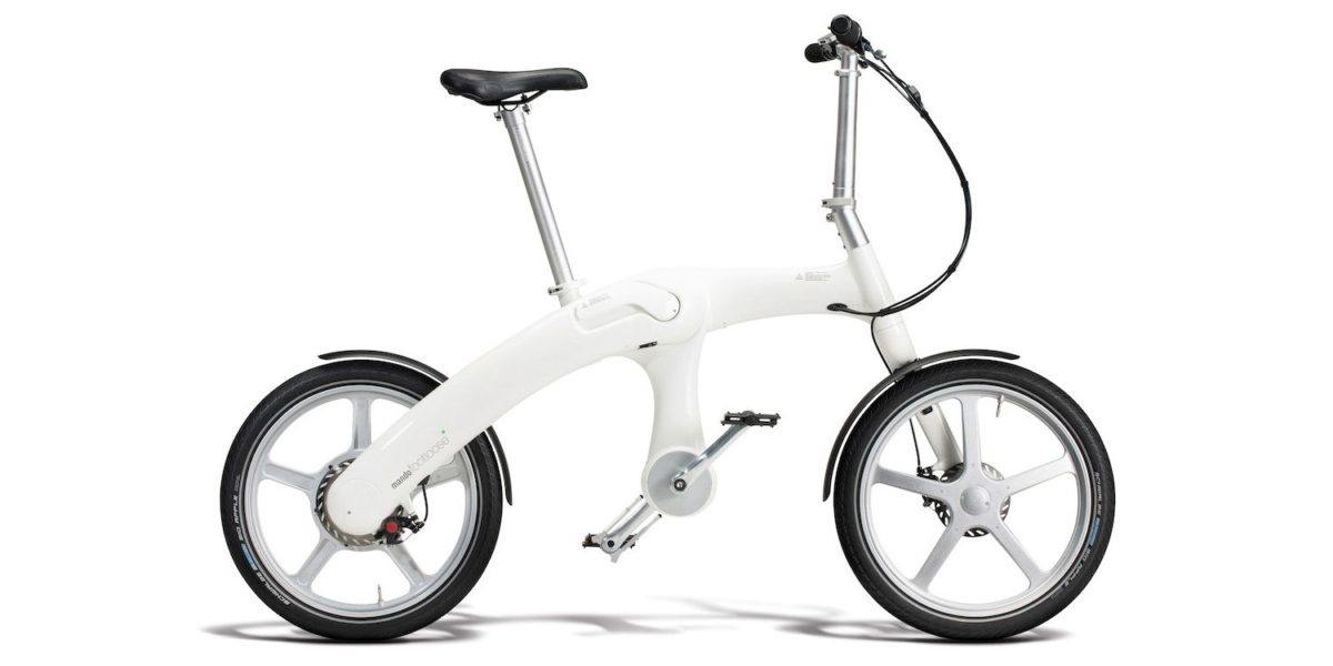 Mando Footloose Electric Bike Review 1