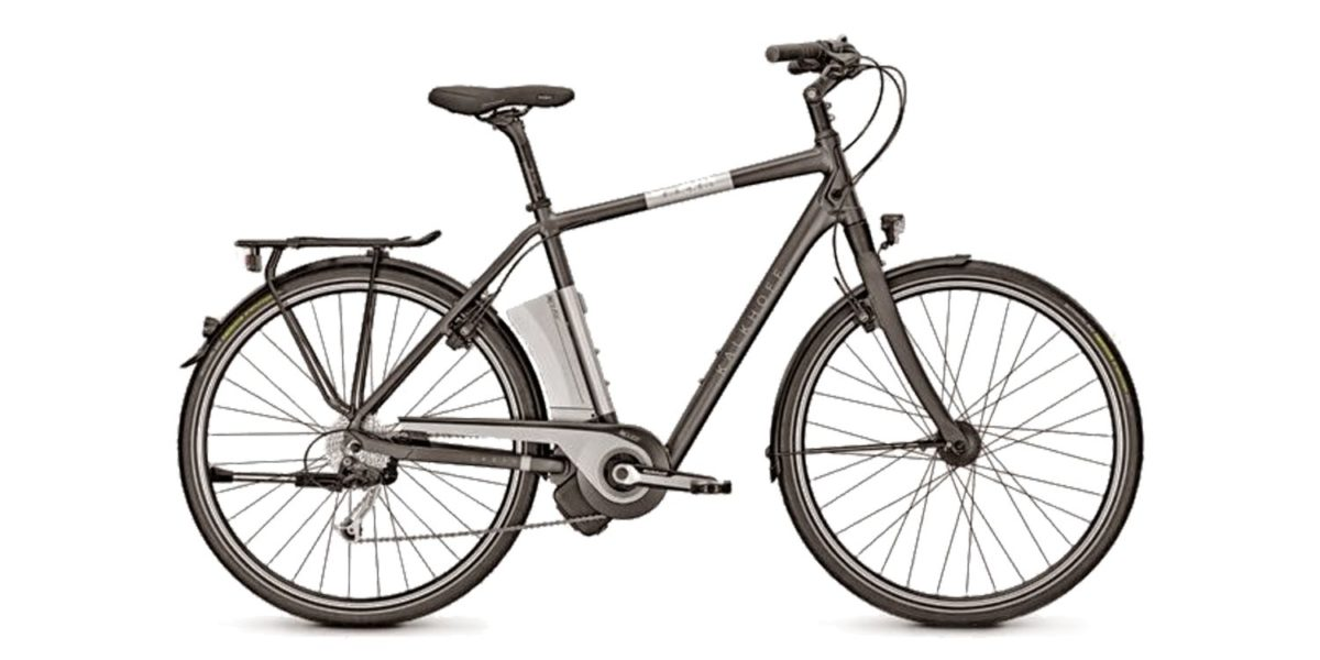 2015 Kalkhoff Sahel Impulse 8 Electric Bike Review 1