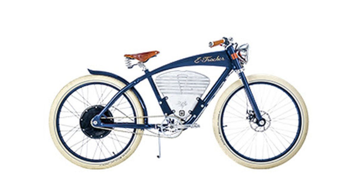 vintage electric bikes e tracker review prices specs. Black Bedroom Furniture Sets. Home Design Ideas