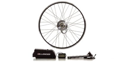 Dillenger 350w Electric Bike Kit Review 1