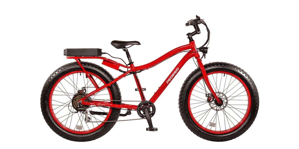 2015 Pedego Trail Tracker Electric Bike Review 1