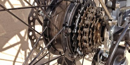 E Joe Koda 7 Speed Shimano Acera Cassette