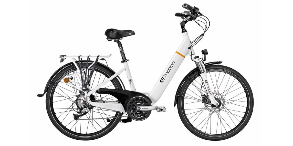 Easy Motion Evo Street Electric Bike Review 1