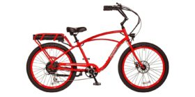 Pedego Classic Interceptor Electric Bike Review 1