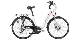 Easy Motion Evo City Wave Electric Bike Review 1
