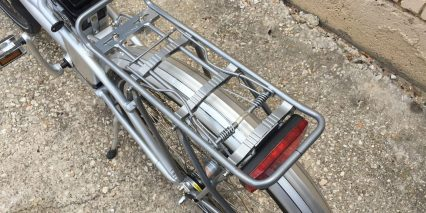 Ez Pedaler T500 Carry Rack With Spring Latch