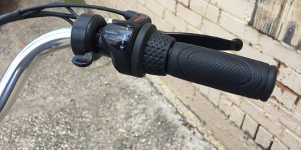 Ez Pedaler T500 Shimano Nexus Grip Twist Shifter